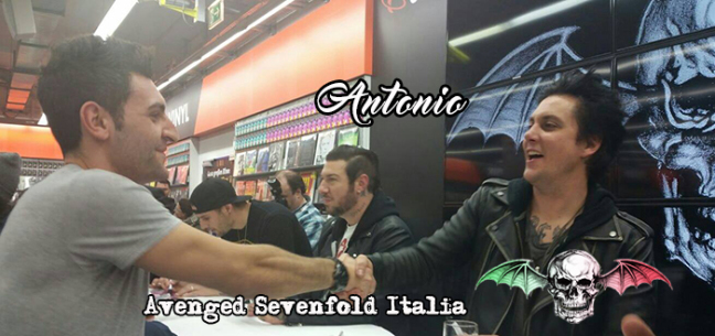 Signing Session di Berlino 01-12-2016