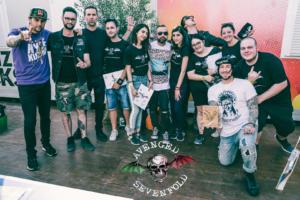 Meet & Greet A7X Italia