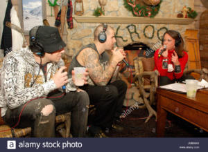 Air interview 2007 KROQ Almost Acoustic Christmas